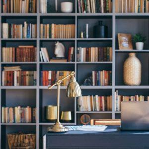 Built-Ins & Bookshelves