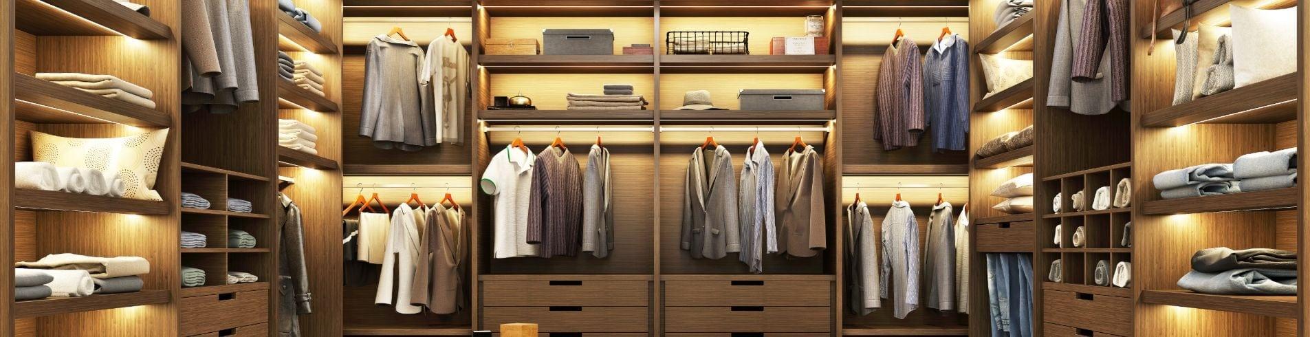 Built-in & Custom Closets