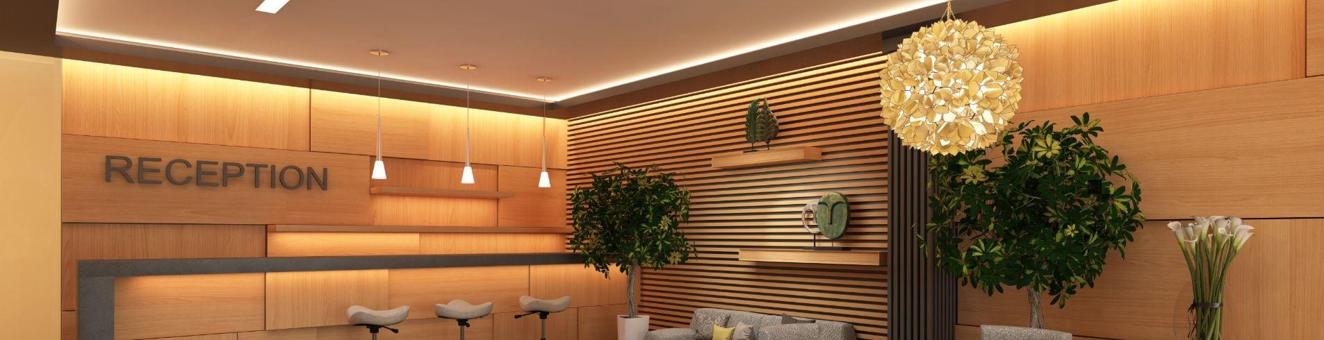 Wood Paneling & Wainscoting